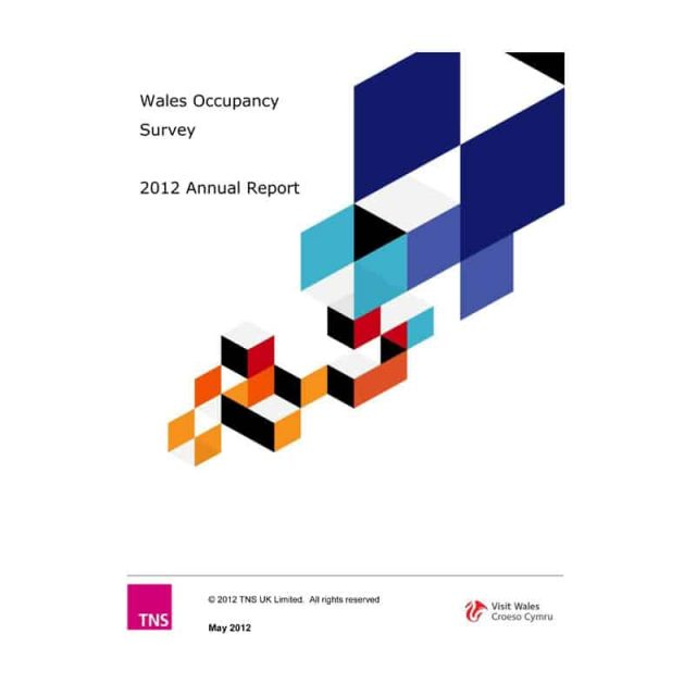 Wales Occupancy Survey 2012 Annual Report