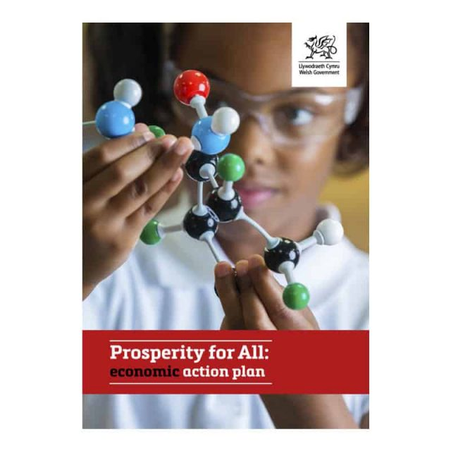 Prosperity for All economic action plan