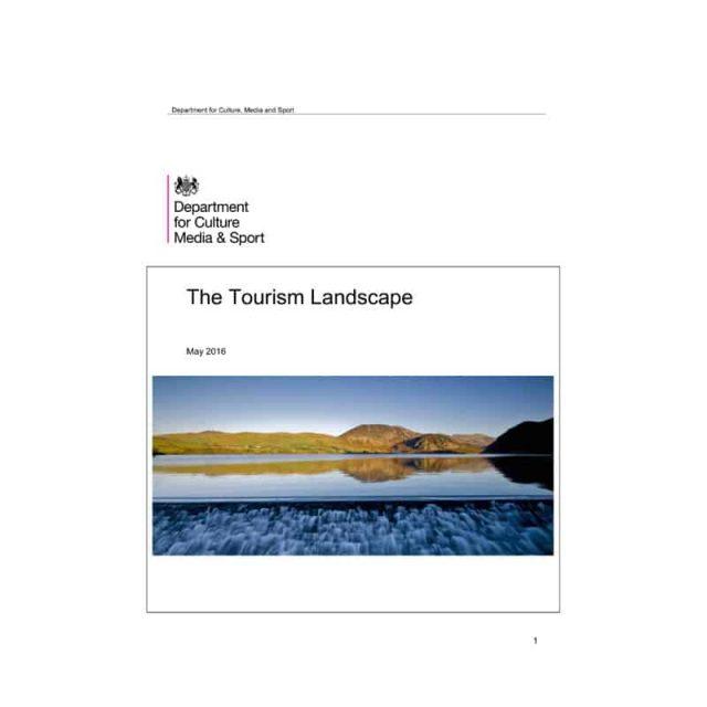 The Tourism Landscape