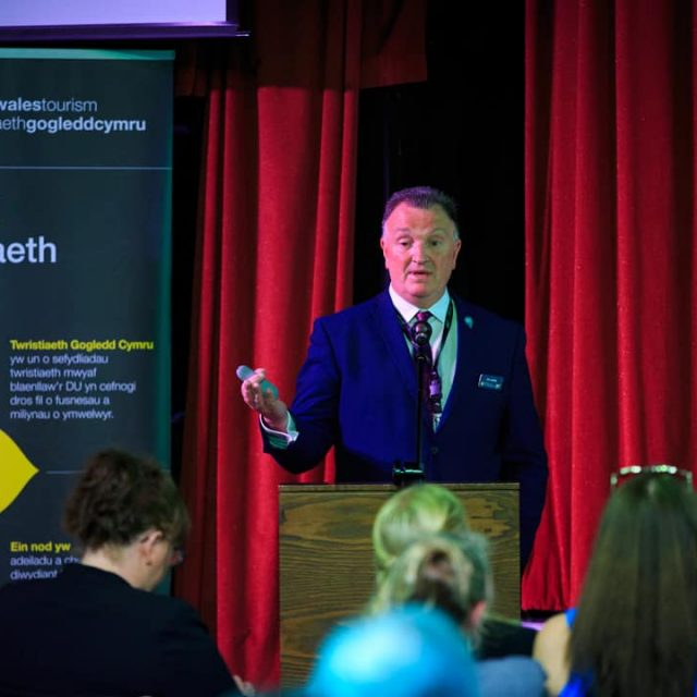 Go North Wales Tourism Conference 2018