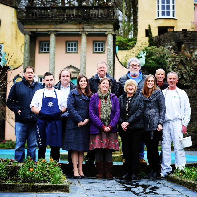 People of Portmeirion to star in new TV series