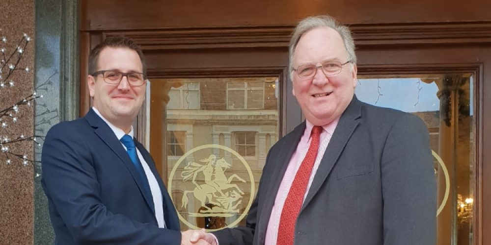 St George's Hotel appoints new General Manager