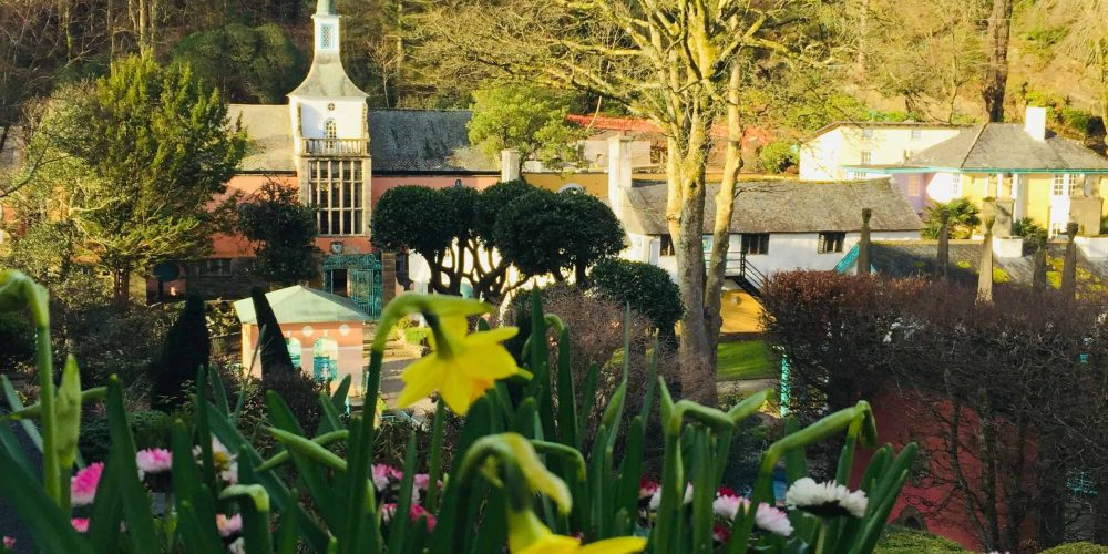 Record-Breaking Day for Portmeirion