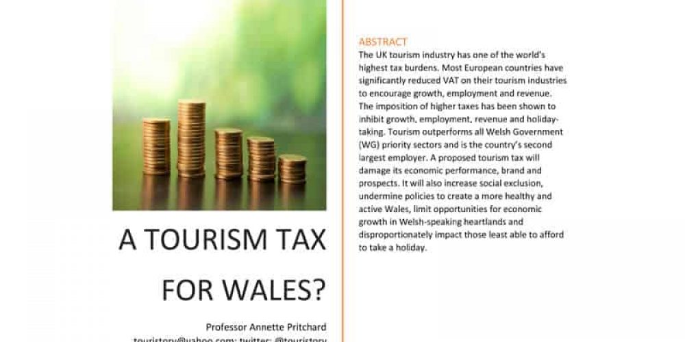 A Tourism Tax For Wales?