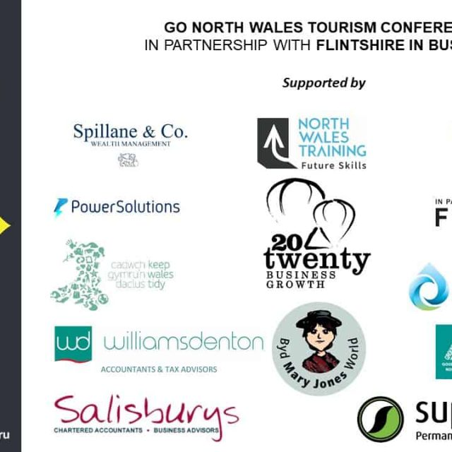 Go North Wales Tourism annual conference 2019 – Immersive Tourism