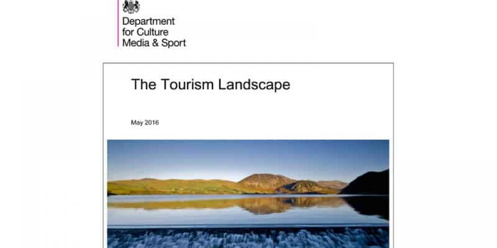 The Tourism Landscape