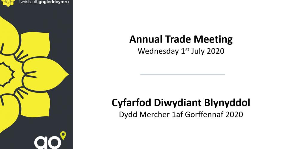 Virtual Annual Trade Meeting