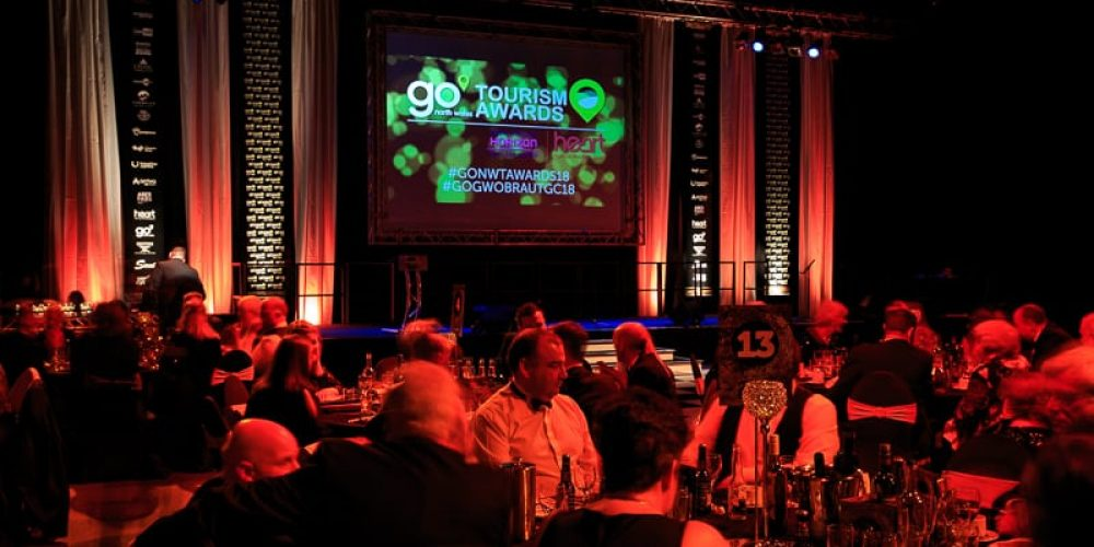 Go North Wales Tourism Awards 2018 Winners