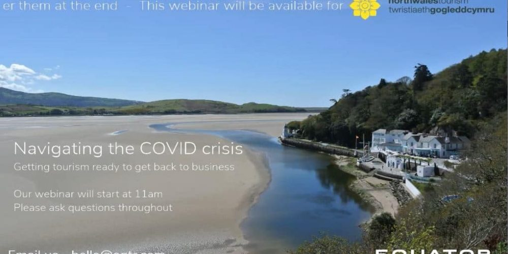 Tourism in the COVID-19 crisis webinar