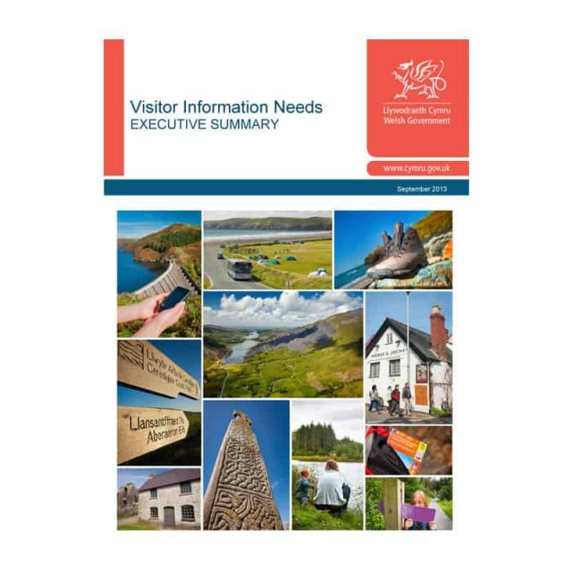 Visitor Information Needs, Visitor Survey 2013