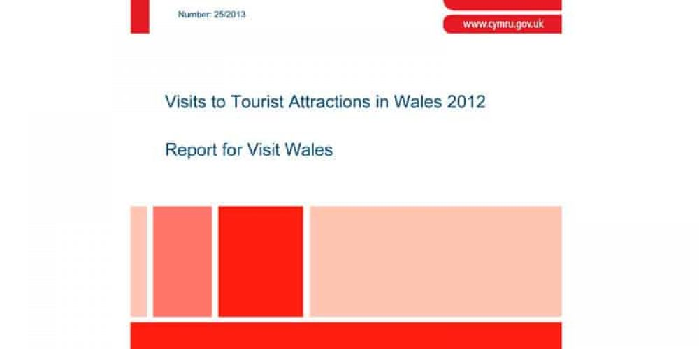 Visits to Tourist Attractions 2012