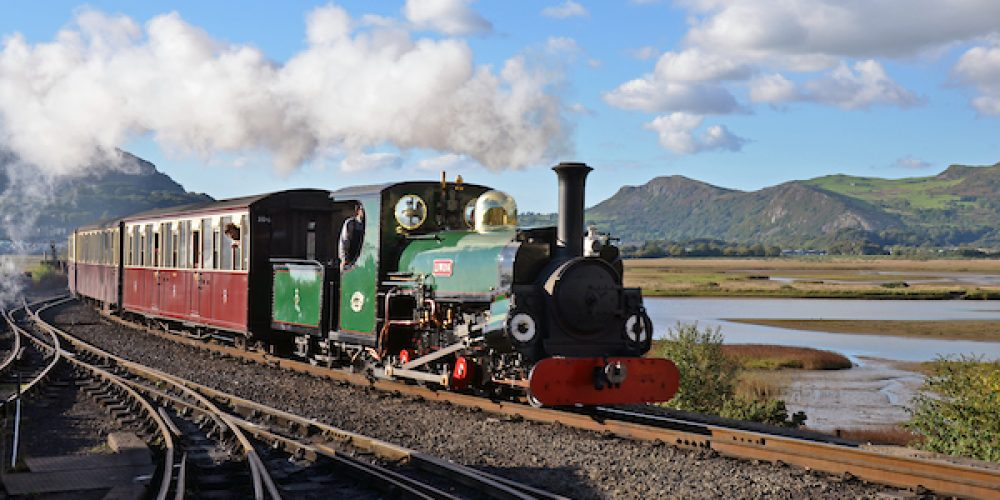 It's full steam ahead for the Ffestiniog & Welsh Highlands Railways thanks to a £3.1 million National Lottery grant